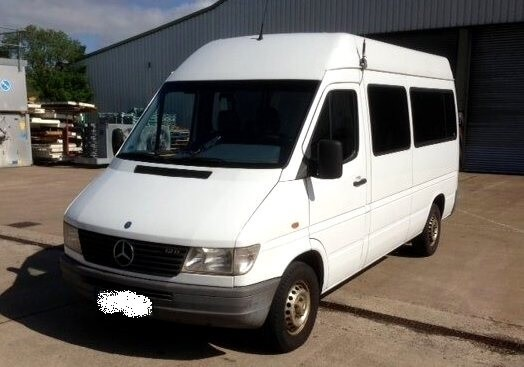 Mercedes Benz Sprinter 310D